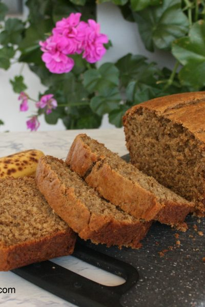 Tasty Banana Bread Loaf