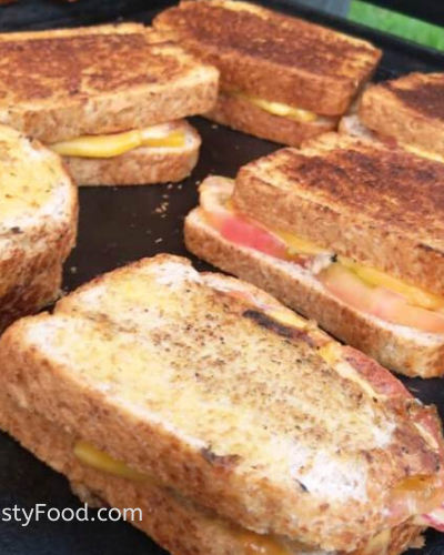 Toasted Braai Sandwiches