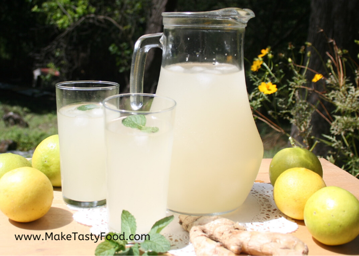 Thirst Quenching Ginger Beer