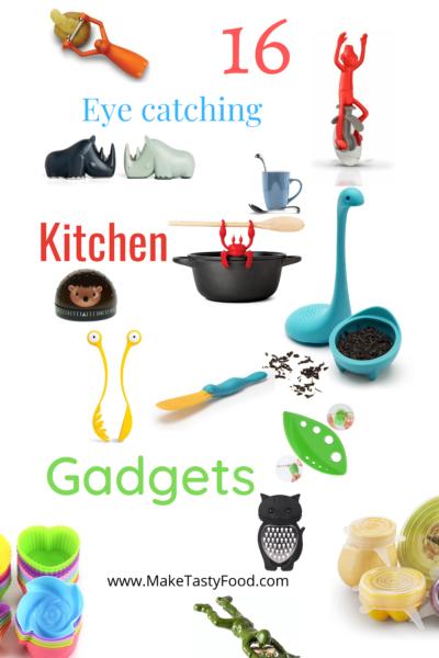 16 Eye Catching Kitchen  Gadgets