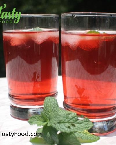 Simple Fruity Iced Tea