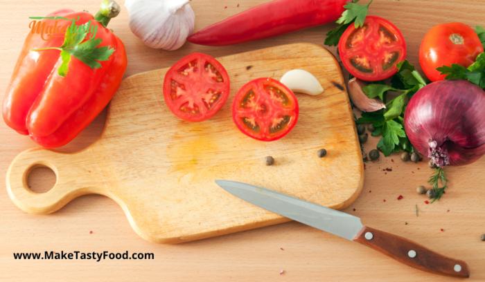 ingredients for vetkoek fillings