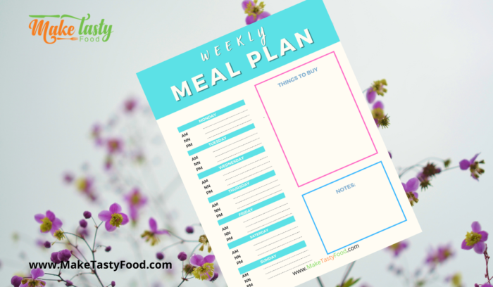 a weekly planner to download and print