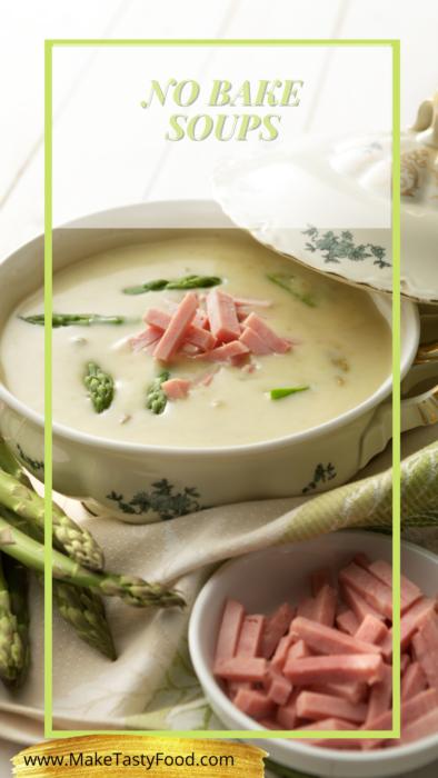 no bake soups