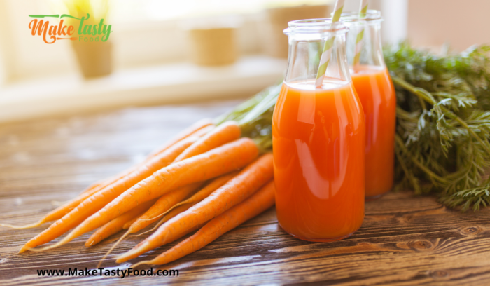 carrots to chop for smoothies